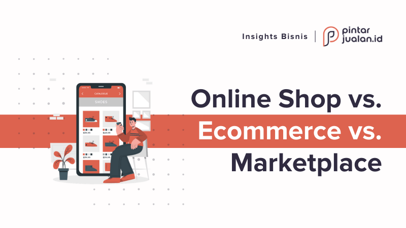beda ecommerce marketplace online shop